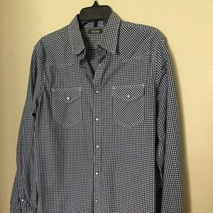 Kenneth Cole Reaction men's medium shirt